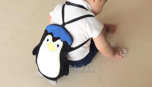 [熱中症対策]子どもに背負わせたい♥ペンギンがとってもキュートな保冷剤リュック